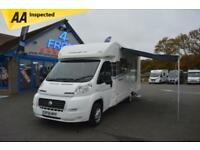 2015 SWIFT ESPRIT 442 MOTORHOME FIAT DUCATO 2.3 DIESEL 130 BHP 6 SPEED MANUAL 2