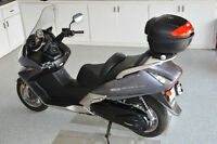 2007 Honda Silver Wing 600CC Scooter