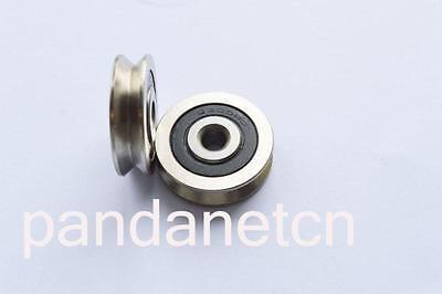 6pcs 630vv V Groove Sealed Ball Bearings 6mm30mm9mm 0.236 New