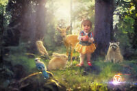 Turn your Photographs into digital paintings