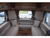 2014 BESSACARR E462 FIAT DUCATO 2.3 DIESEL 6 SPEED MANUAL 130 BHP 2 BERTH MOTORH