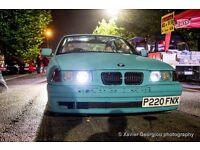 BMW E36 318i modified/drift