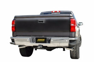 2014+ Chev/GMC dual exhaust system