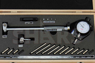 Shars 1.4-6 Dial Bore Gauge Gage .0001 Engine Cylinder Measuring Hole New