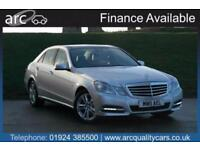 2011 Mercedes Benz E Class E220 CDI BlueEFFICIENCY Avantgarde 4dr Tip Auto 4 ...