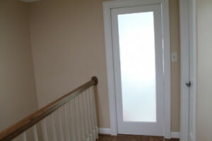 One Lite Primed Privacy Interior Doors (BRAND NEW)