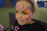 Face Painter looking for community events