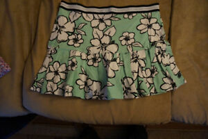 Justice brand girls skirt (size16-20)