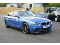 2013 63 BMW 3 SERIES 2.0 320D M SPORT 4D 181 BHP****PERFORMANCE KITTED**** DIESE