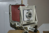 Vintage Graphic View 4x5 Camera