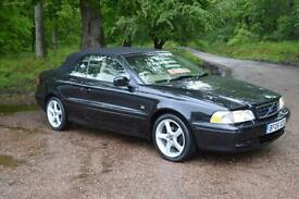 2005 VOLVO C70 2.0 T 2dr ONLY 61,000 MILES