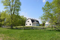 Horse Hobby Farm For Sale - 75 Acres