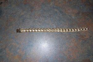 Gold Bracelet Cornwall Ontario image 1