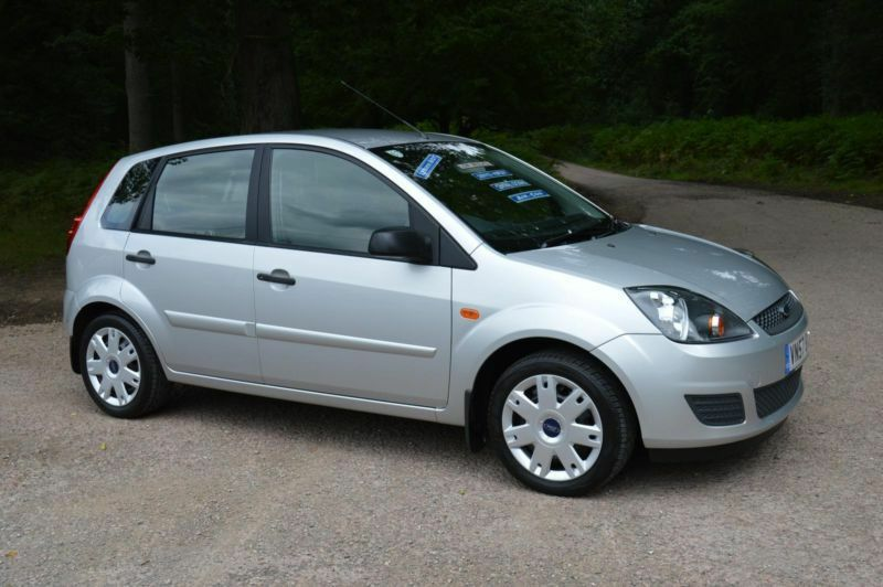2007 ford fiesta 1 4 style 5dr climate in lydney. Black Bedroom Furniture Sets. Home Design Ideas