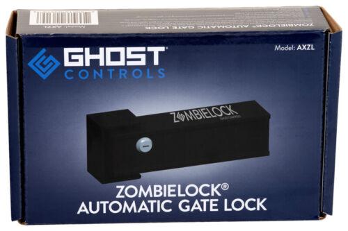 NEW Ghost Controls AXZL ZOMBIELOCK AUTOMATIC GATE OPENER GATE LOCK LATCH