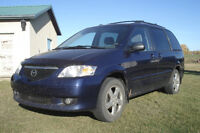 2002 Mazda MPV LX Sport - recommended for parts or mech. special