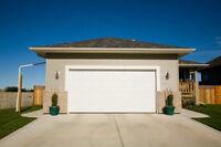 Linc-Door Residential Garage Doors and Garage  Openers Installed