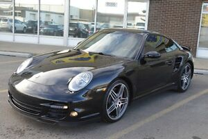 2009 Porsche 911 Turbo with Sport Chrono