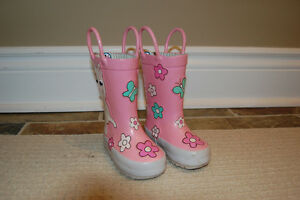 Joe Fresh Rain Boots - Size 4