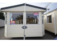 Static Caravan Nr Clacton-On-Sea Essex 3 Bedrooms 8 Berth ABI Roselle 2008
