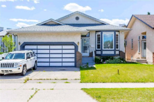 4Bed/3Bath +Den and Double Attached Garage