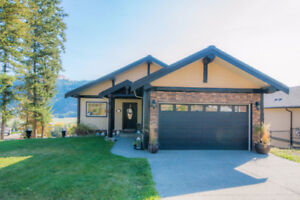 2549 Cedar Ridge Court, Lumby - Gorgeous Mountain Views
