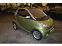 Smart fortwo 0.8cdi ( 54bhp ) Softouch 2011 Passion AUTO panoramic ROOF SAT NAV