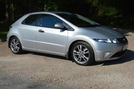 2010 HONDA CIVIC 2.2 i CTDi Si 5dr DIESEL ONLY 30,000 MILES