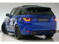 2021 Land Rover Range Rover Sport 5.0 P575 V8 SVR Auto 4WD (s/s) 5dr SUV Petrol