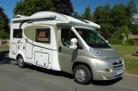 Burstner Ixeo Time it585 Compact Coachbuilt Motorhome, huge spec, automatic!