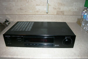 KENWOOD SS-992 - A/V SURROUND SOUND PROCESSOR