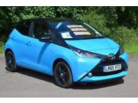 2015 TOYOTA AYGO 1.0 VVT i X Cite 2 5dr x shift Automatic LOW MILEAGE