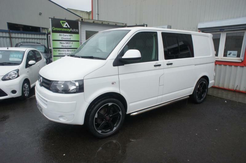 2014 volkswagen transporter t28 tdi p v startline 6 seat kombi combi van diesel in pontypridd. Black Bedroom Furniture Sets. Home Design Ideas
