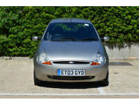 Ford Ka 1.3 2003MY Collection