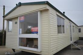 Static Caravan Isle of Sheppey Kent 3 Bedrooms 8 Berth Atlas Everglade 2008