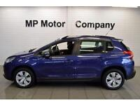 2013/63-PEUGEOT 2008 CROSSOVER 1.6E-HDI ( 92BHP ) ( S/S ) ACTIVE 5DR ECO DIESEL