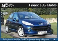 2007 Peugeot 207 1.6 16V SE 5dr 5 door Hatchback