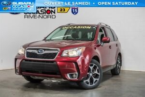 Subaru Forester XT Touring TOIT.PANO+CAM.RECUL+SIEGES.CH 2015