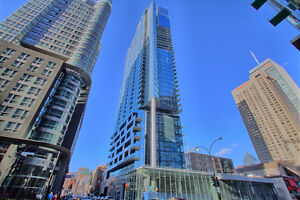 Icone Luxury Downtown Condo 3-1/2 with unobstructed views