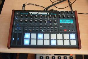 Dave Smith Tempest Analog Drum Machine