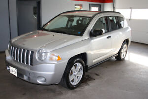 2008 Jeep Compass Sport 4x4, $3500 On the road