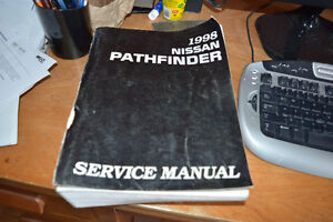 1998 Nissan Pathfinder Service Manual