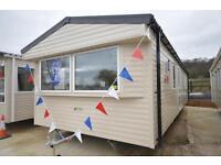 Static Caravan Dawlish Warren Devon 2 Bedrooms 6 Berth Willerby Caledonia 2017