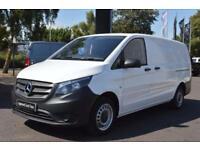 Mercedes-Benz Vito 114CDI BlueTEC LWB White KM17VTC