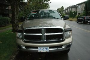2004 Dodge 2500 4X4 ST Pickup Truck with history found below