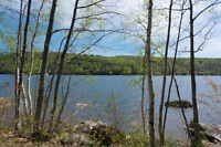Beautiful Waterfront Lot - 1.73 acres - 40 mins to Fredericton
