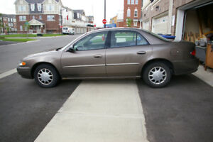 2004 Buick Century LOW KMs, PASSES E-TEST