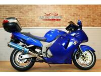 2001 HONDA CBR 1100 XX SUPER BLACKBIRD - FREE NATIONWIDE DELIVERY
