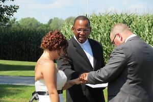 Wedding Minister / Officiant  Stratford Kitchener Area image 1