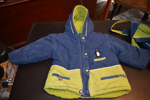 2 pc Kushies Kids Snow Suit 18-24 Months